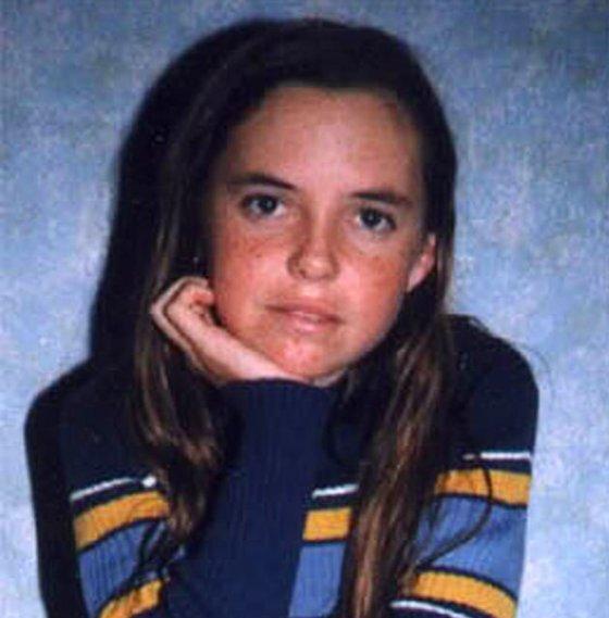 1999년 서호주에서 실종된 10대 소녀 헤일리 도드의 어린 시절 사진.