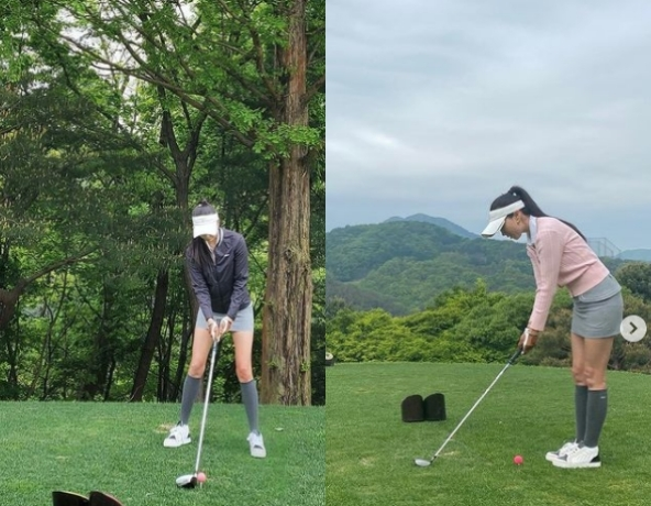 Actor Oh Yoon-ah enjoyed a Golf date with Um Ji-won.Oh Yoon-ah posted a picture of his recent instagram on the 4th.Oh Yoon-ah in the public photo is playing Golf with his best friend Um Ji-won.The two wearing Golfware boast a pictorial visual even when they stand, and the two show off their friendship with their shoulders.Both boast elongated model visuals with large heights, especially Um Ji-won, which boasts a glowing mingle even in the face of a toilet.On the other hand, Oh Yoon-ah is currently appearing on the entertainment program Shin Sang-Suns Best Story and will appear in JTBCs new drama Flying Butterfly.[Photo] Oh Yoon-ah SNSCopyright c Koreas Best Sports Entertainment Professional Media (www. osen.co. kr)