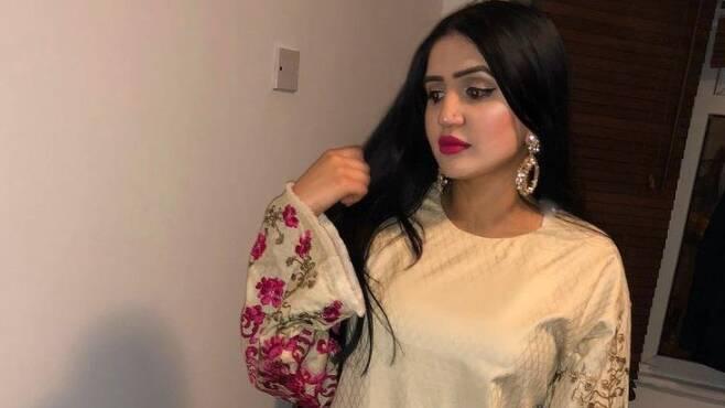 지난 3일(현지시간) 파키스탄 라호르에서 숨진 채 발견된 벨기에 국적 24세 여성 마이라 줄피카르.소셜미디어 캡처