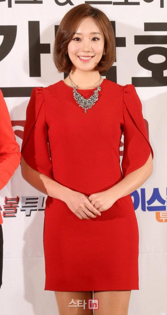 박신영 아나운서(사진=이데일리DB)