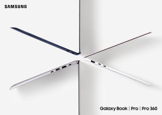 삼성전자 '갤럭시 북' 시리즈 이미지.ⓒ삼성전자