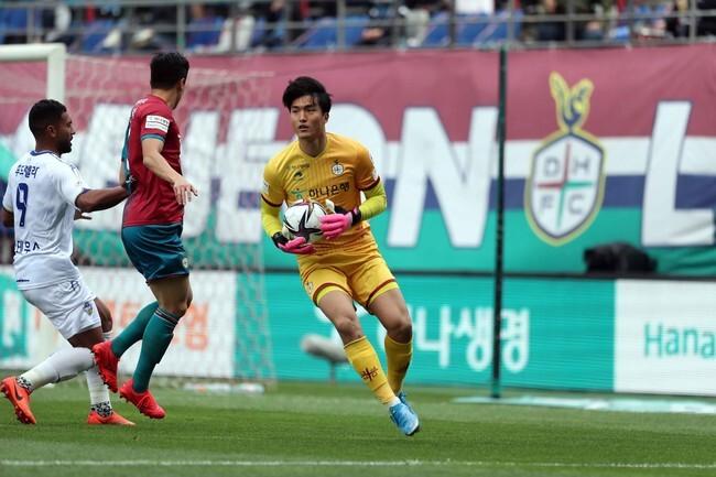 사진=대전하나시티즌