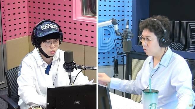 권진영 김영철(사진 왼쪽부터)
