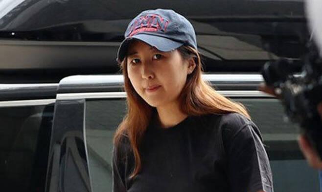 정유라. 연합뉴스