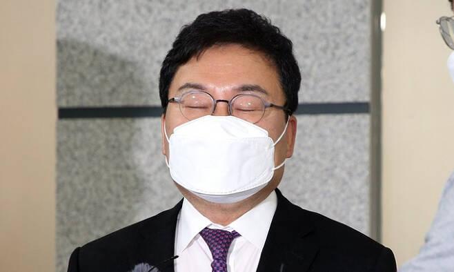 이상직 의원. 연합뉴스