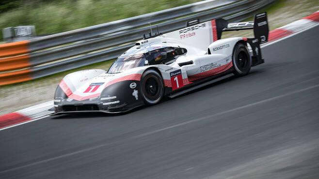 출처: Porsche News Room