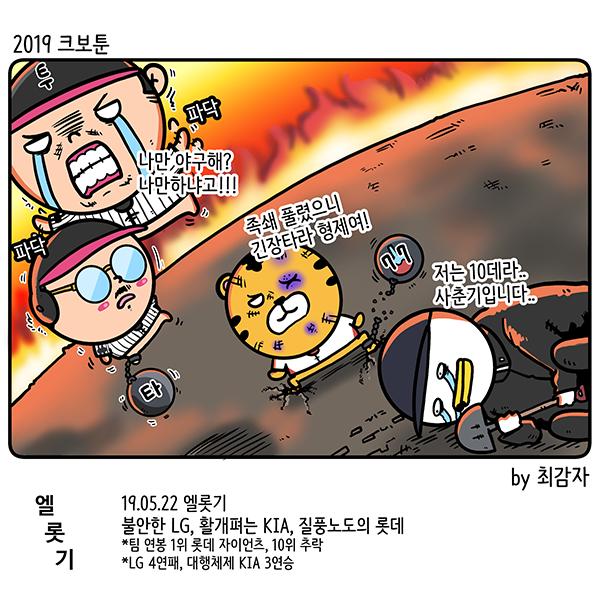 출처: 2019 크보툰 전체보기