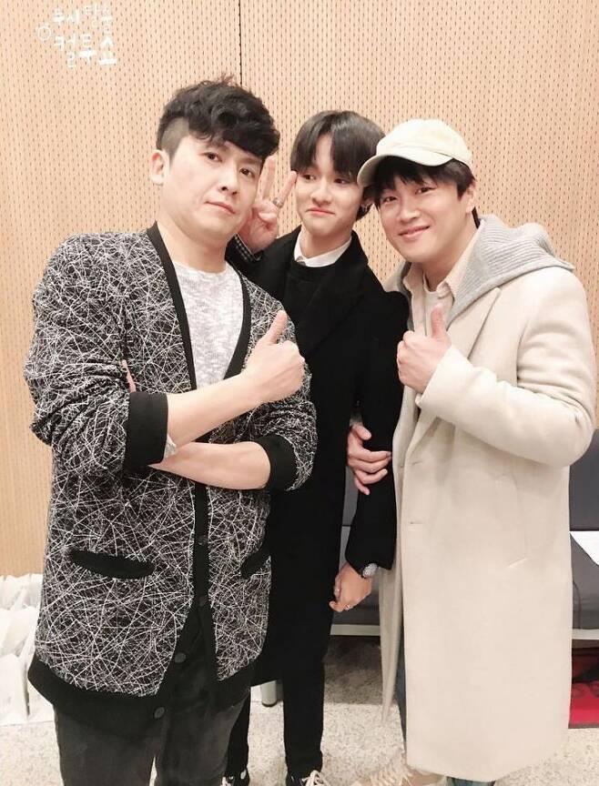 출처: SBS '두시탈출 컬투쇼' 공식 인스타그램