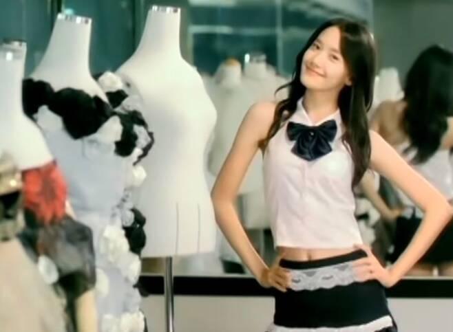 출처: '다시 만난 세계' 뮤직비디오 캡처