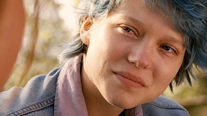 출처: 영화 <가장 따뜻한 색, 블루>