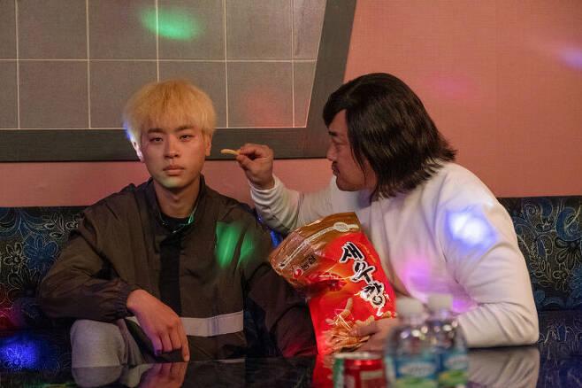 출처: 영화 <시동> 사진 ⓒ (주)NEW
