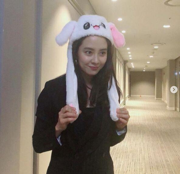 출처: 송지효 인스타그램