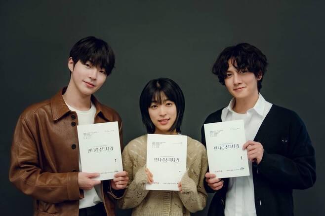 출처: 배우 황인엽, 최성은, 지창욱. 사진 넷플릭스