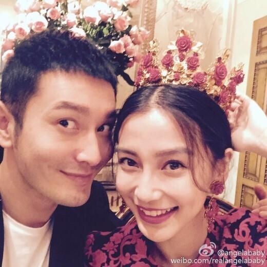 출처: 안젤라 베이비 웨이보