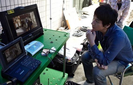 출처: '화차' 촬영현장의 이션균