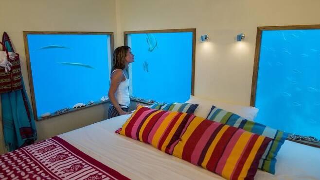 출처: ⓒ The Manta Resort - Pemba Island