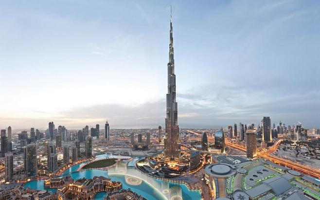 출처: ⓒ Burj Khalifa
