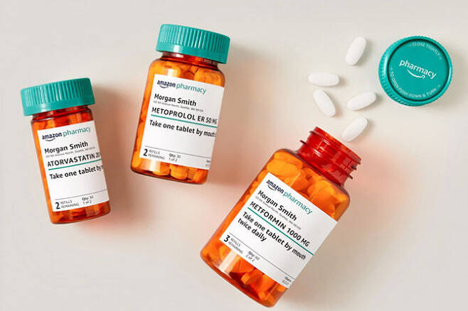 출처: Amazon Pharmacy