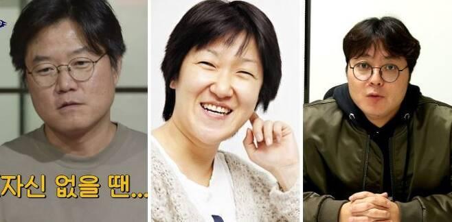출처: (왼쪽부터) 나영석 - 이우정 작가 - 신원호
