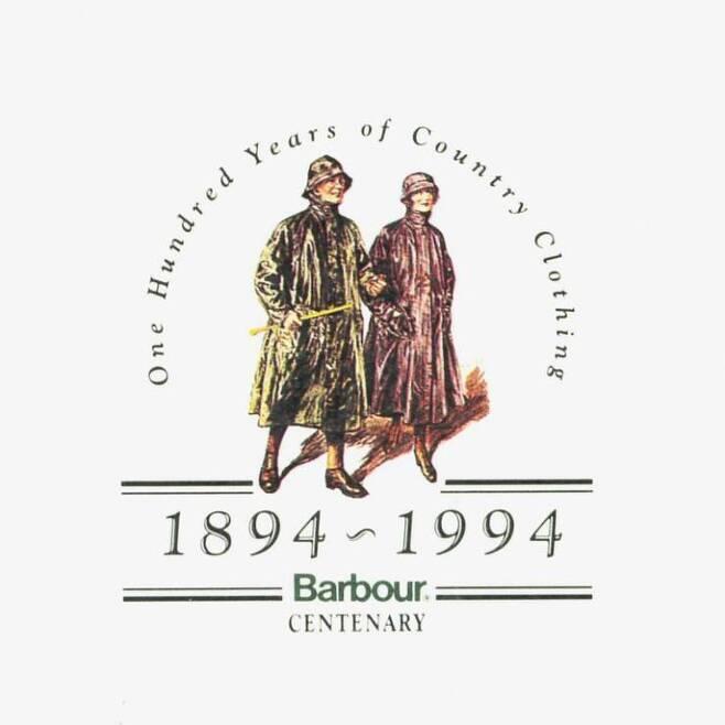 출처: 바버 창립 100주년 기념 포스터 @바버 공식 홈페이지