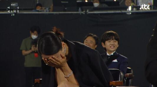 출처: '백상예술대상' 방송화면 캡처
