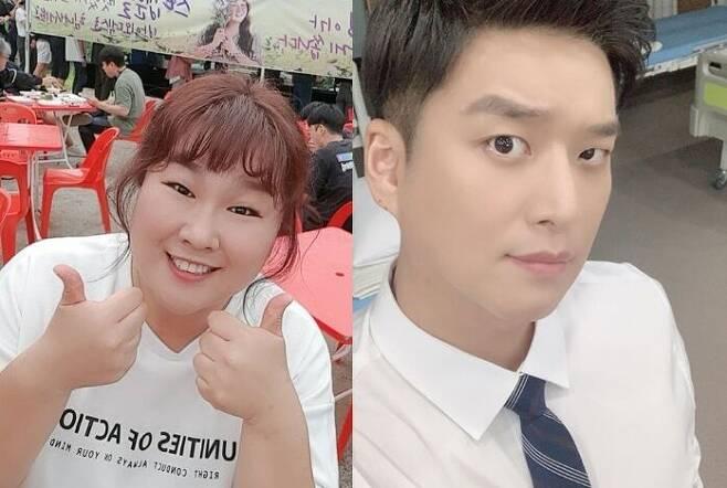 출처: 김민경, 송병철 인스타그램