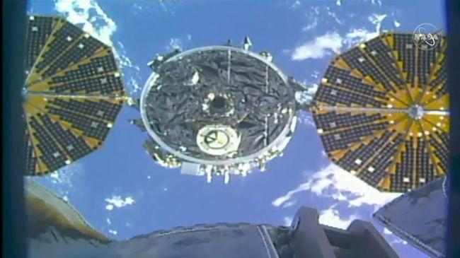 출처: NASA TV
