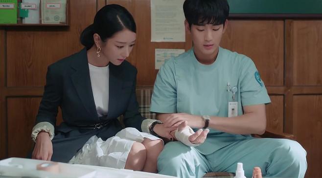 출처: tvN 사이코지만 괜찮아 12회