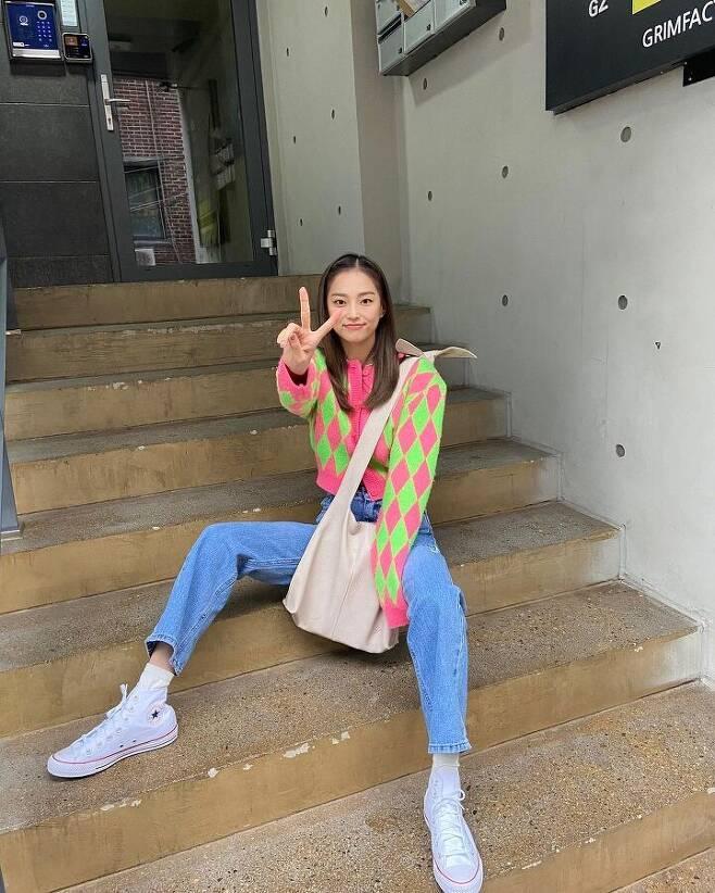출처: CLC예은 인스타그램
