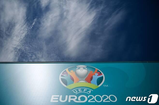 12일 막을 올리는 유로 2020. © AFP=뉴스1