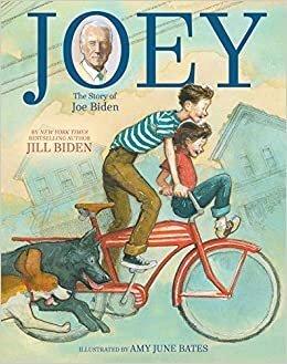 조 바이든 미국 대통령의 성장기가 담긴 그림책 『조이:조 바이든 이야기(Joey : The Story Of Joe Biden)』. [아마존 캡처]