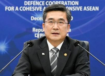 서욱 국방부 장관. /연합뉴스