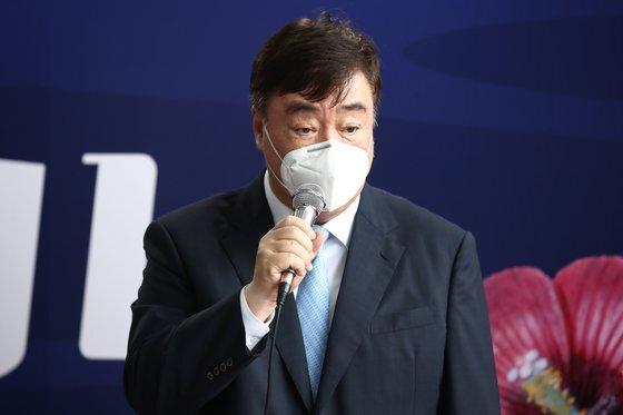싱하이밍 주한 중국 대사. 연합뉴스