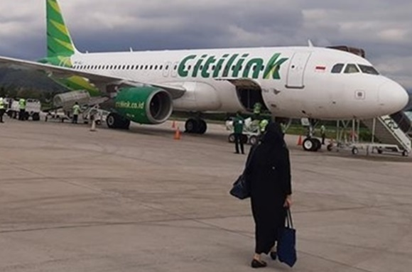 인도네시아 시티링크 국내선 여객기 자료사진. 자카르타 연합뉴스