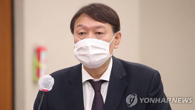 윤석열 [연합뉴스TV 제공]