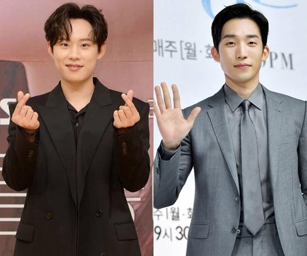 배우 김성철, 이상이 /사진제공=SBS, KBS
