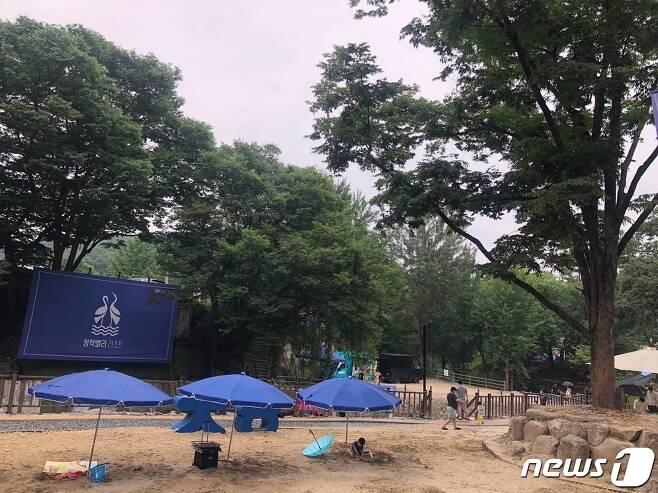 청학밸리리조트 © 뉴스1