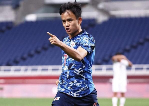 구보    캡처=일본축구협회 SNS  국제축구연맹