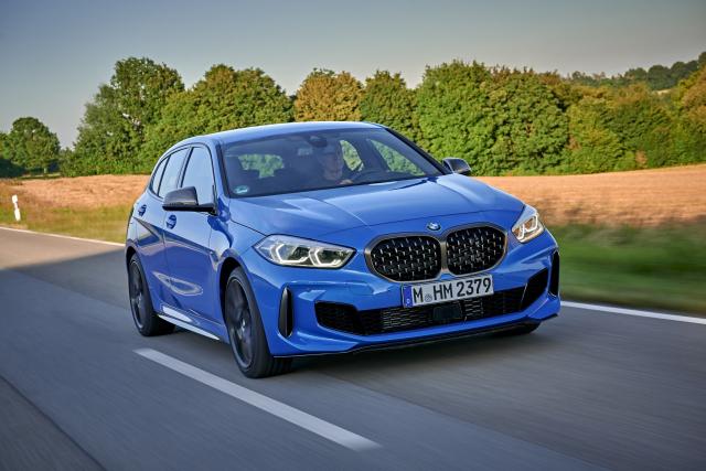 BMW 뉴 M135i xDrive/사진 제공=BMW코리아