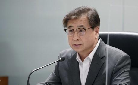 서훈 국가안보실장. /연합뉴스