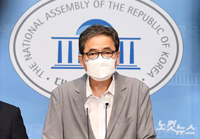 곽상도 의원. 윤창원 기자
