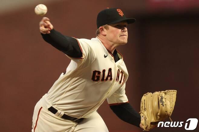 샌프란시스코 로건 웹. © AFP=뉴스1