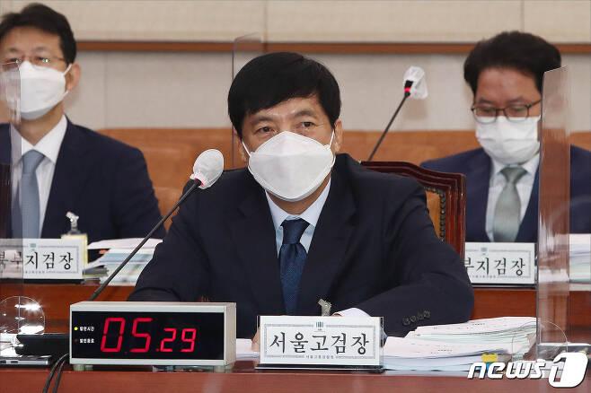 이성윤 서울고검장 © News1 이동해 기자
