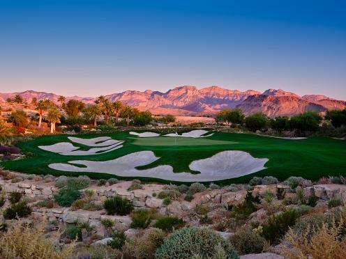 임성재, 김시우, 이경훈, 강성훈 등이 출전하는 2021년 미국프로골프(PGA) 투어 더 CJ컵이 열리는 더 서밋 클럽 7번홀 전경이다. 사진제공=서밋 클럽
