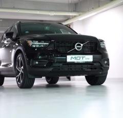 유럽 올해의 차 볼보 XC40 T5 리뷰