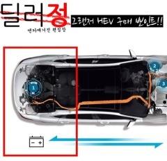2019년형 그랜저 HEV 이렇게 사라