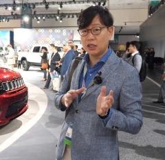 'SUV로 대형 트럭 만들다' LA모터쇼