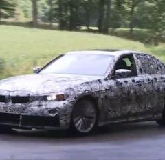 차세대 'BMW 3시리즈' 테스트