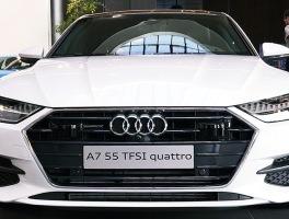 독일 현지에서 미리 만나 본 국내 출시 기대되는 '아우디 A7 스포트백'