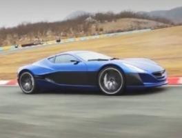 현대차, 고성능 전기스포츠카 만드나? RIMAC에 1000억 투자!